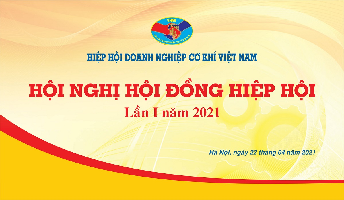 Hội nghị Hội đồng Hiệp hội lần 01 năm 2021.